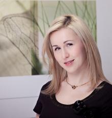 Eröffnete das neue BABOR BEAUTY SPA in Düsseldorf: Alia Rhiem