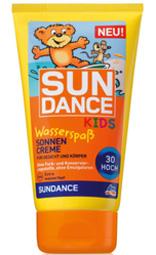 sundance kids sonnenschutz f r die kleinsten kosmetiknachrichten ihr fachmagazin f r. Black Bedroom Furniture Sets. Home Design Ideas